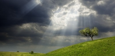 Safe in the Storm Christian Poem by Caroline Gavin of Purposeful Pathway Christian Life Coaching