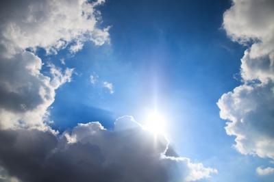 Above the Clouds - Poem by Caroline Gavin